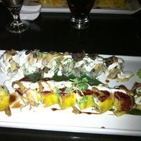Photo taken at Takayama Sushi Lounge by Austin L. on 11/18/2012