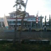 Photo taken at Kantor Bupati Minahasa Selatan by Daniel H. on 3/27/2013