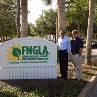 Photo taken at FNGLA by Sabrina H. on 4/22/2014