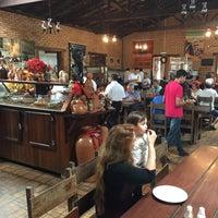 Photo taken at Restaurante Panela de Pedra by Marcus H. on 12/7/2014