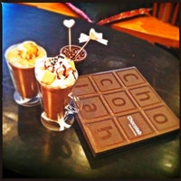 Photo taken at Chocolab by aUuuu+ N. on 1/15/2013