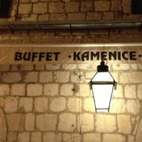 Photo taken at Buffet Kamenice by Raphael C. on 10/6/2012