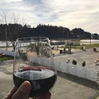 Photo taken at Sottomarino Winery by Gerald H. on 1/29/2017