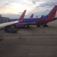 Photo taken at Southwest at Lambert St Louis Airport by Gerald H. on 5/17/2014