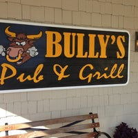 Photo taken at Bully's Pub & Grill by Gerald H. on 11/5/2012
