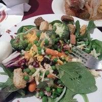 Photo taken at Jason's Deli by Nikki S. on 11/30/2012