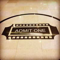Photo taken at Eastwood Cinemas by Maria Jeralkeen Lorraine D. on 3/30/2013