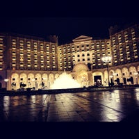 Photo taken at The Ritz-Carlton, Riyadh by Shosh T. on 12/7/2012