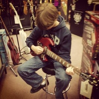 Photo taken at Guitar Center by Bill B. on 12/22/2012