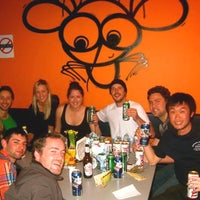 Photo taken at AAE Mosquito Hostel Krakow by WeHostels on 9/28/2012