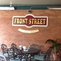 Photo taken at Front Street Brewery by Christine K. on 7/20/2013
