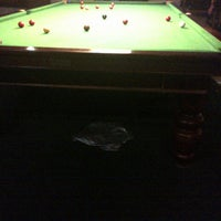 Photo taken at Ikoyi Club Billiards & Snooker Section by Tobiloluwa A. on 12/14/2012