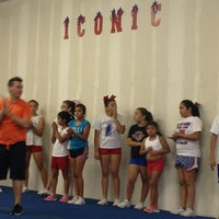 Photo taken at Iconic Cheer by Jeanette O. on 8/2/2013