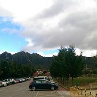 Photo taken at Camping Iratxe - Ciudad de Vacaciones by Marcos M. on 5/2/2014