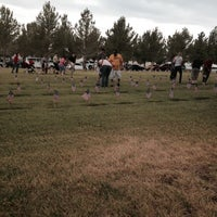 Photo taken at Southern Nevada Veterans Memorial Cemetery by Terry D. on 5/24/2014