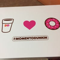 Photo taken at Dunkin' Donuts by Alexandra A. on 9/27/2016