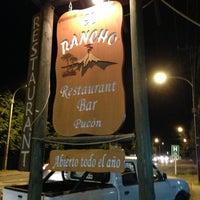 Photo taken at restaurante el rancho by Jorge C. on 2/8/2013