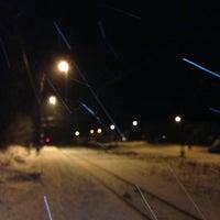 Photo taken at Borgstena station by Torbjörn D. on 2/17/2013