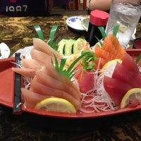 Photo taken at Osaka Sushi by Joy Y. on 4/8/2013