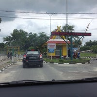 Photo taken at PT. Riau Andalan Pulp and Paper (RAPP) by Nurogo Teguh on 12/8/2013