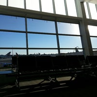 Photo taken at Gate A5 by Amy V. on 9/1/2013