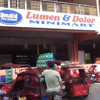 Photo taken at Lumen And Dolor Minimart by Ren A. on 12/26/2013