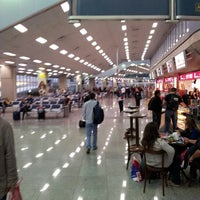 Photo taken at Rio de Janeiro–Galeão International Airport (GIG) by Bruno L. on 11/8/2013