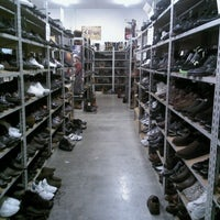 Photo taken at French's Shoes and Boots by Josh D. on 10/5/2012