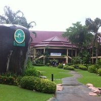 Photo taken at A'Famosa Golf & Country Resort by Kevin N. on 12/5/2012