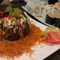 Photo taken at Oyama Sushi by Steph T. on 5/21/2013
