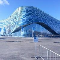 Photo taken at Iceberg Skating Palace by Pavel S. on 12/6/2012