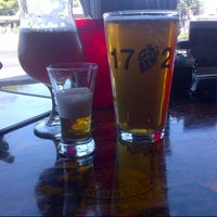 Photo taken at 1702 Pizza & Beer by Anthony V. on 10/27/2012