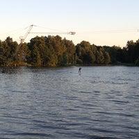 Снимок сделан в Среднее Суздальское озеро пользователем vezunchik 7/2/2013