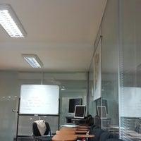 Photo taken at Instituto Cervantes by Uniq L. on 4/29/2014