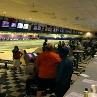 Photo taken at Admiral Robinson Bowling Center by Norman D. on 3/16/2013