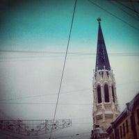Снимок сделан в Средний проспект В. О. пользователем Sergey D. 12/12/2012