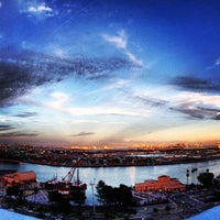 Photo taken at Port Of Long Beach by Ajay P. on 3/10/2014