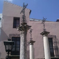 Photo taken at Calle Cruces by Liisa M. on 9/21/2012
