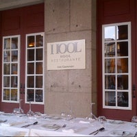 Photo taken at HOOL Restaurante by Toze N. on 7/8/2013