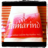 Photo taken at Restaurante Tamarind by Del M. on 10/8/2012