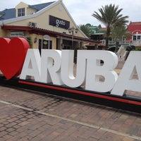 Photo taken at Marriott's Aruba Surf Club by Scott F. on 5/6/2013