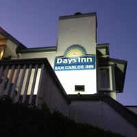 Photo taken at Days Inn Monterey Downtown by Louise S. on 9/16/2013