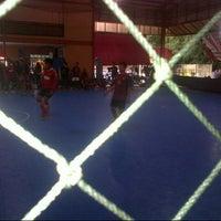 Photo taken at Futsal Town by Helmi S. on 2/1/2013