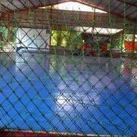 Photo taken at Futsal Town by Helmi S. on 6/26/2013