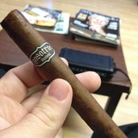 Photo taken at Empire Cigars by Matthew C. on 9/4/2014