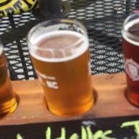 Photo taken at Lost Province Brewing Company by Matthew C. on 4/30/2017