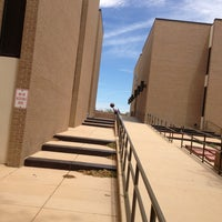 Photo taken at Amarillo College by Mark S. on 6/14/2013