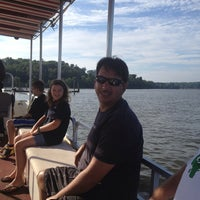 Photo taken at Tim's Water Shuttle by Anne Y. on 8/10/2013
