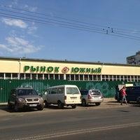 Photo taken at Рынок Южный by Roberto V. on 8/23/2013