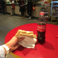 Photo taken at Autogrill Campogalliano Ovest by Roberto V. on 11/29/2015